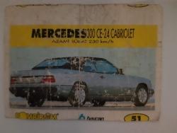 51 - Mercedes 300 CE-24 Cabriolet