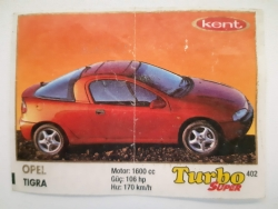 402 - Opel Tigra