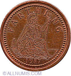 Image #1 of Farthing-Iron Bridge Gorge Museum Token