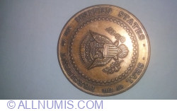 Imaginea #2 a George Washington 1789-1797 Seal of The President of the United States