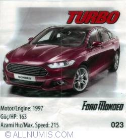 Imaginea #1 a 023 - Ford Mondeo