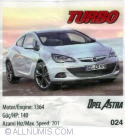 Imaginea #1 a 024 - Opel Astra
