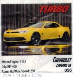 Imaginea #1 a 056 - Chevrolet Camaro 55