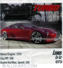 073 - Lexus Lf Lc
