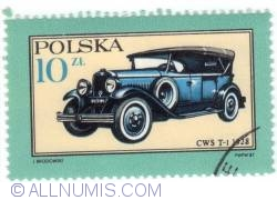 Image #1 of 10 Zloty - CWS T1 1928