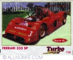 Image #1 of 110 - Ferrari 333 SP
