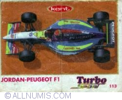 Image #1 of 113 - Jordan-Peugeot F1