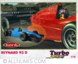Image #1 of 114 - Reynard 93 D