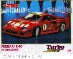 Image #1 of 129 - Ferrari F.40 Evoluzione