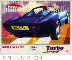 Image #1 of 131 - Ginetta G 27