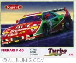 Image #1 of 132 - Ferrari F 40