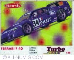 Image #1 of 136 - Ferrari F 40