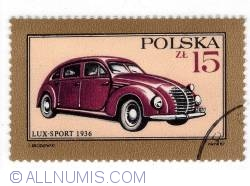 Image #1 of 15 Zloty - Lux Sport 1936