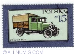 Image #1 of 15 Zloty - Ursus-A 1928
