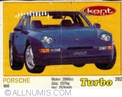 Imaginea #1 a 262 - Porsche 968