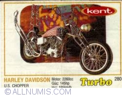 Image #1 of 280 - Harley Davison U.S. Chopper
