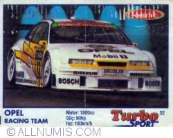 Image #1 of 32 - Opel Racing Team