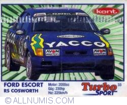 Image #1 of 33 - Ford Escort Rs Cosworth