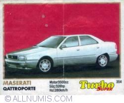 Image #1 of 354 - Maserati Qattroporte