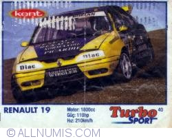 Image #1 of 40 - Renault 19