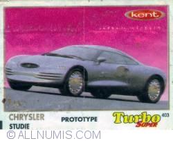 Imaginea #1 a 403 - Chrysler Studie