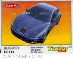 Image #1 of 412 - Bugatti EB 112