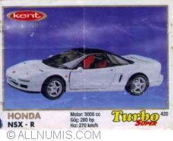 Image #1 of 420 - Honda NSX-R
