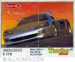 Image #1 of 465 - Mercedes C 112