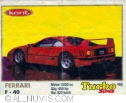 Image #1 of 466 - Ferrari F-40