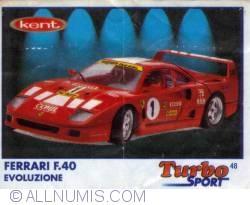 Image #1 of 48 - Ferrari F.40 Evoluzione