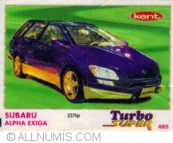 Image #1 of 485 - Subaru Alpha Exiga