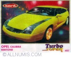 497 - Opel Calibra Bertone