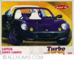 Image #1 of 505 - Lotus Esprit Cabrio