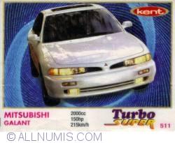 Image #1 of 511 - Mitsubishi Galant