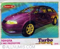 Image #1 of 515 - Toyota F-MX
