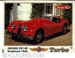 Image #1 of 52 - Jaguar XK140 Drophead 1956