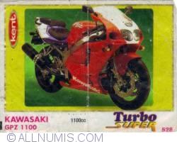 Image #1 of 528 - Kawasaki GPZ 1100
