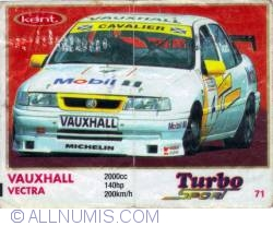 Image #1 of 71 - Vauxhall Vectra