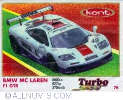 76 - BMW Mc Laren F1 GTR