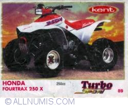 Image #1 of 89 - Honda Fourtrax 250X
