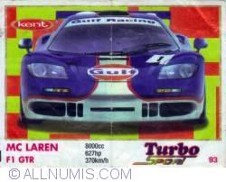 Image #1 of 93 - Mc Laren F1 GTR