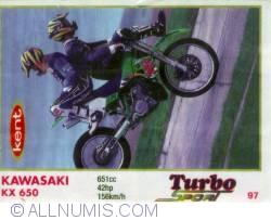 Image #1 of 97 - Kawasaki KX 650