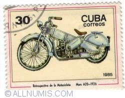 30 Centeros - 1926 Mars A20