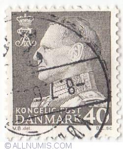 Image #1 of 40 Ore 1961 - King Frederick IX