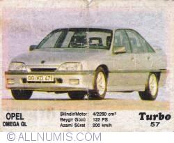 57 - Opel Omega GL