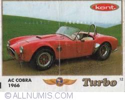 12 - AC Cobra 1966