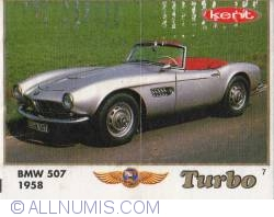Image #1 of 7 - BMW 507 1958