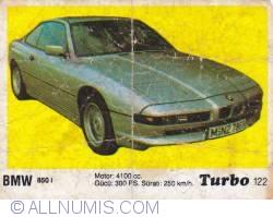 Imaginea #1 a 122 - BMW 850 I