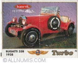 Image #1 of 42 - Bugatti 35B 1938