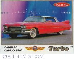 Image #1 of 39 - Cadillac Cabrio 1962